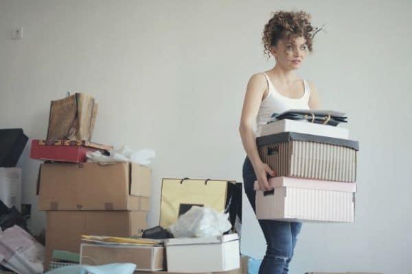 Le désordre ne se range pas il s'élimine : désencombrement et tri de la maison.